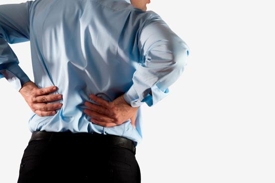 Повреждённая спина не может зажить из-за нашего большого и сложного мозга