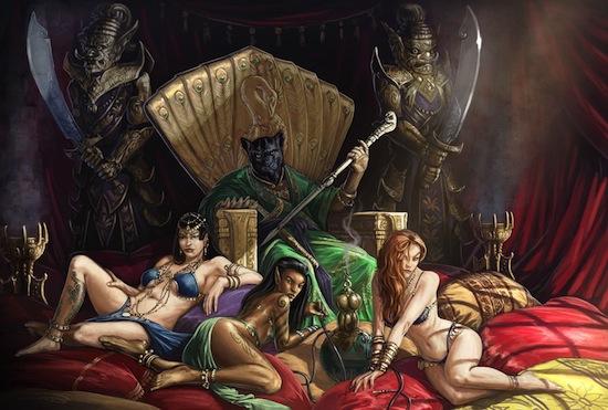 Самые страшные монстры из мировых религий