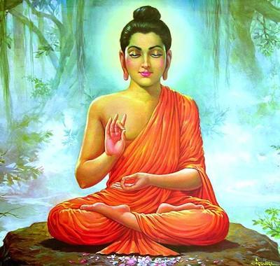 Причина, по которой у Будды большие уши — огромное богатство