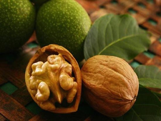 Грецкие орехи улучшают сперму
