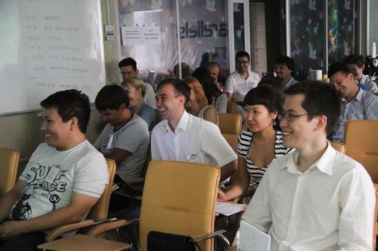 Новый формат образования для бизнеса приходит в Россию и СНГ