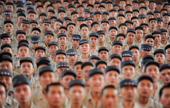 В Китае осуждённый может нанять человека, чтобы он посидел вместо него в тюрьме