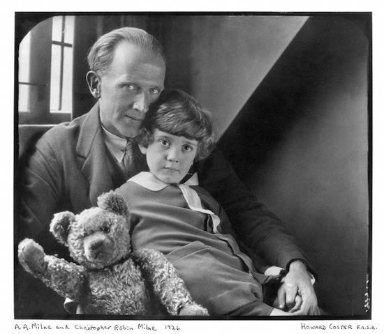 Настоящий Кристофер Робин в детстве ненавидел Винни-Пуха