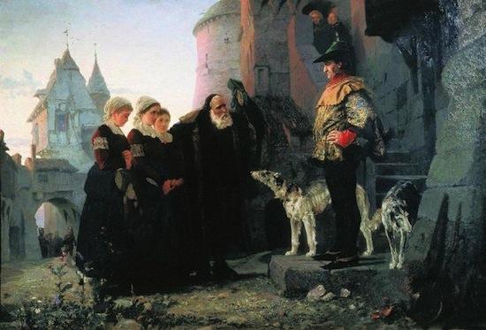 4 исторических мифа о сексе