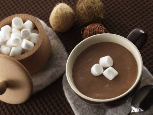 Изначально какао-напиток продавался в аптеках как лекарство