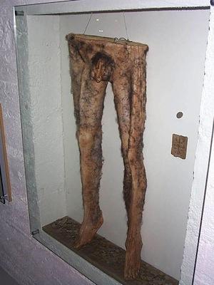 Древние исландские колдуны делали штаны из человеческой кожи – «некроштаны».