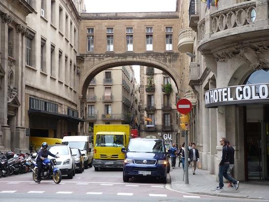 Барселона глазами Фактрума: 10 фактов о транспорте