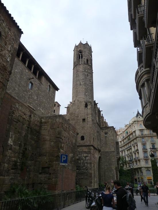 Барселона глазами Фактрума: 7 фактов о Барселонском соборе