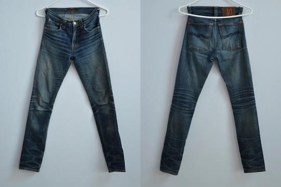 После ношения джинсов без стирки в течение 15 месяцев, на них появляется столько же бактерий, как и после ношения 13 дней