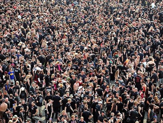 К 2050-му году население Германии, Италии, Японии и России снизится на 22%