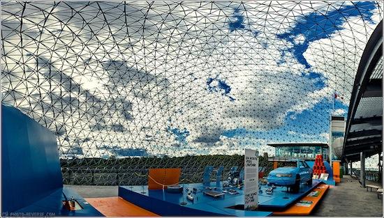«Биосфера-2» — рай на Земле