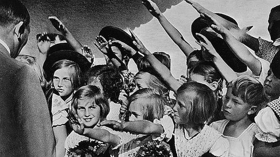 За годы войны нацисты «вывели» около 20 000 представителей «арийской расы»