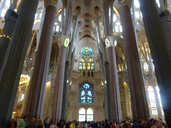 Барселона глазами Фактрума: 7 фактов о Храме Святого Семейства (А. Гауди)