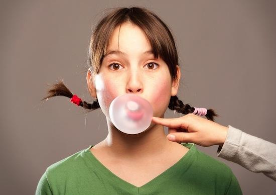 Жевательная резинка может помочь вам потерять вес