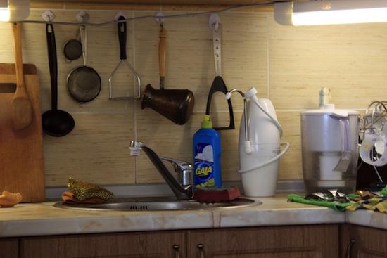 Самое чистое место в доме — сиденье унитаза, а самое грязное — кухонная губка