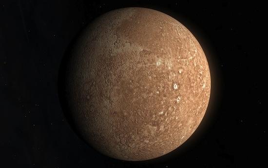 На Меркурии сутки длятся дольше, чем год