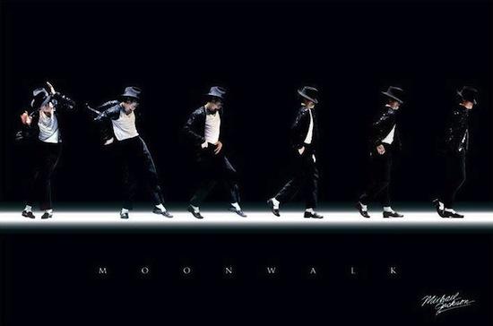 «Лунную походку» придумал не Майкл Джексон