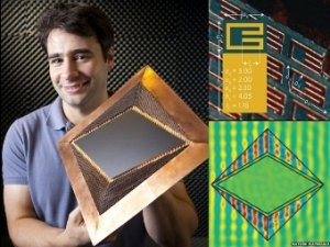 Учёные создали экспериментальный прототип плаща-невидимки