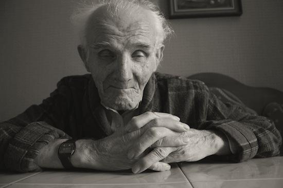 Никто не умирает от старости