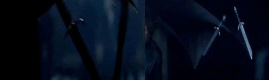 Почти в каждом кадре фильма «V — значит вендетта» спрятана V