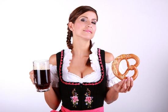Виртуальное путешествие по пивной Германии