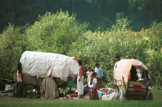 Цыгане произошли из северо-западной Индии