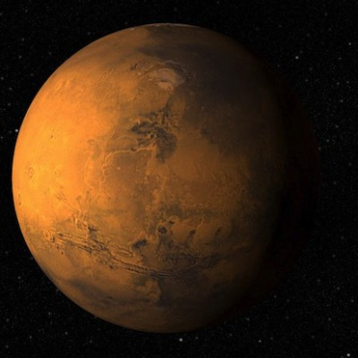 Вода на Марсе в 5 раз тяжелее земной
