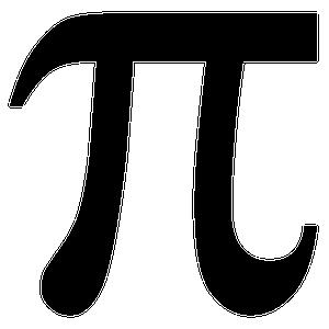 Число Пи называется так потому что греческое слово «измеряю вокруг» начинается с буквы Пи
