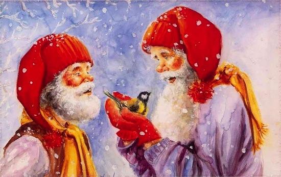 12 фактов о самых интересных рождественских традициях в мире