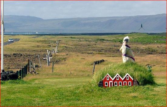В Исландии есть школа эльфов