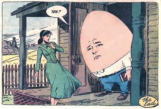 Шалтай-Болтай — это не яйцо, а пушка