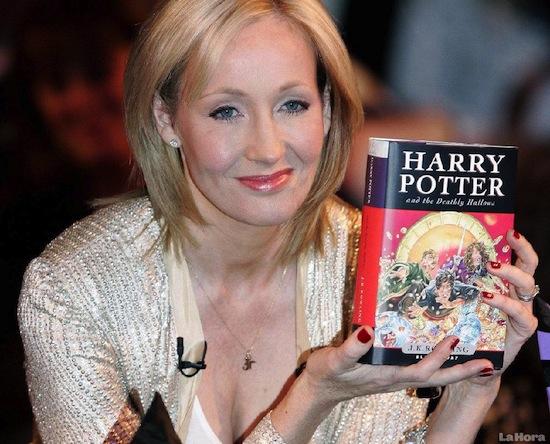 Издатель писательницы Джоан Роулинг специально схитрил, чтобы «Гарри Поттера» покупали мальчики