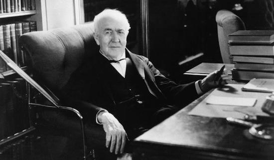 Последний вздох Томаса Эдисона содержится в пробирке