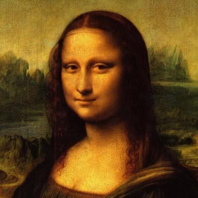 Мона Лиза «cлетала» на Луну