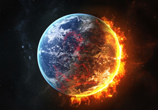 10 наиболее эффективных способов навсегда уничтожить Землю