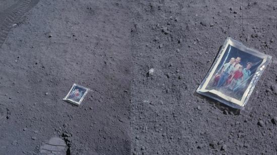 Самые странные вещи, отправленные людьми в космос