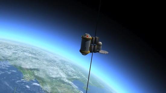 5 причин, почему космический лифт между Землёй и её орбитой никогда не будет построен