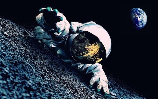 Астронавты в космосе могут страдать синдромом, заставляющим думать, что окружающий мир нереален