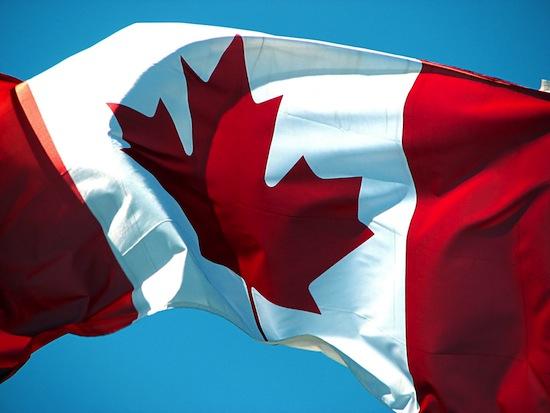 56% береговой линии всего мира принадлежит Канаде