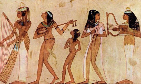 Цивилизация Древнего Египта просуществовала дольше, чем европейская до сих пор