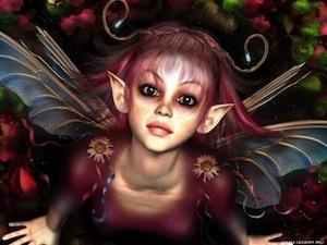 Слово «эльф» пришло из древнегерманского языка, в котором означало «кошмар»