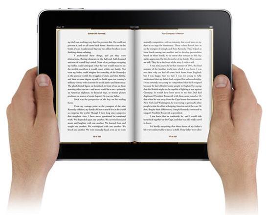 Чтение книг с планшетного компьютера на ночь может испортить вам сон