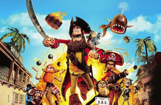 13 интересных фактов о фильме «Пираты! Банда неудачников»