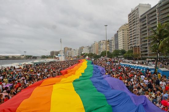 Почти 15% населения Рио-де-Жанейро — гомосексуалисты
