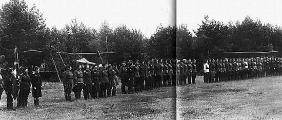 «Ночные ведьмы» — это бомбардировочный авиационный полк советских войск, состоявший только из женщин