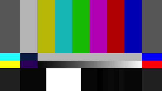 Настроечный телевизионный сигнал «Цветные полосы» выиграл «Эмми» в 2001-м и 2002-м годах