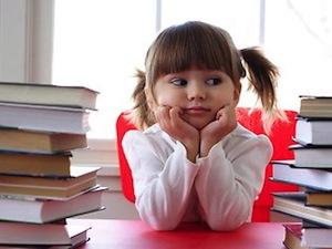 До 40% интеллекта ребёнок наследует у родителей