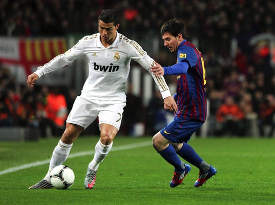 Мозг Месси, Роналду и других звёзд футбола может очень быстро распознавать обман других игроков при игре
