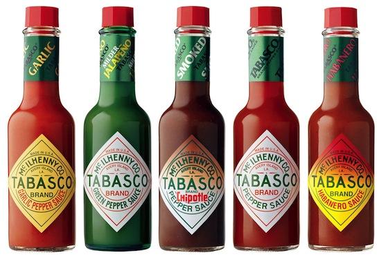 Процесс изготовления соуса Табаско занимает более трёх лет
