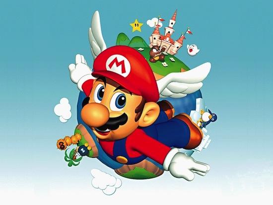 Прототипом босса в игре «Супер Марио 64» послужила разъярённая жена помощника геймдизайнера
